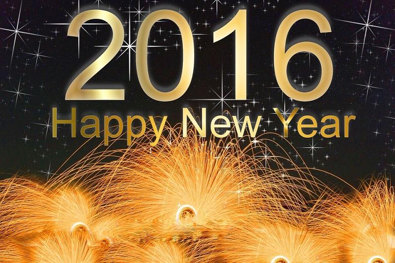 Nuestros deseos alimentarios para el nuevo año. Feliz 2016