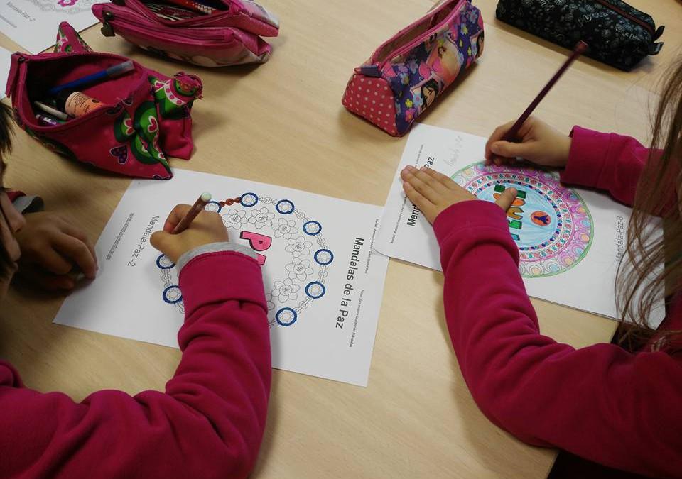 Nuestros coles celebran el Día Escolar de la Paz
