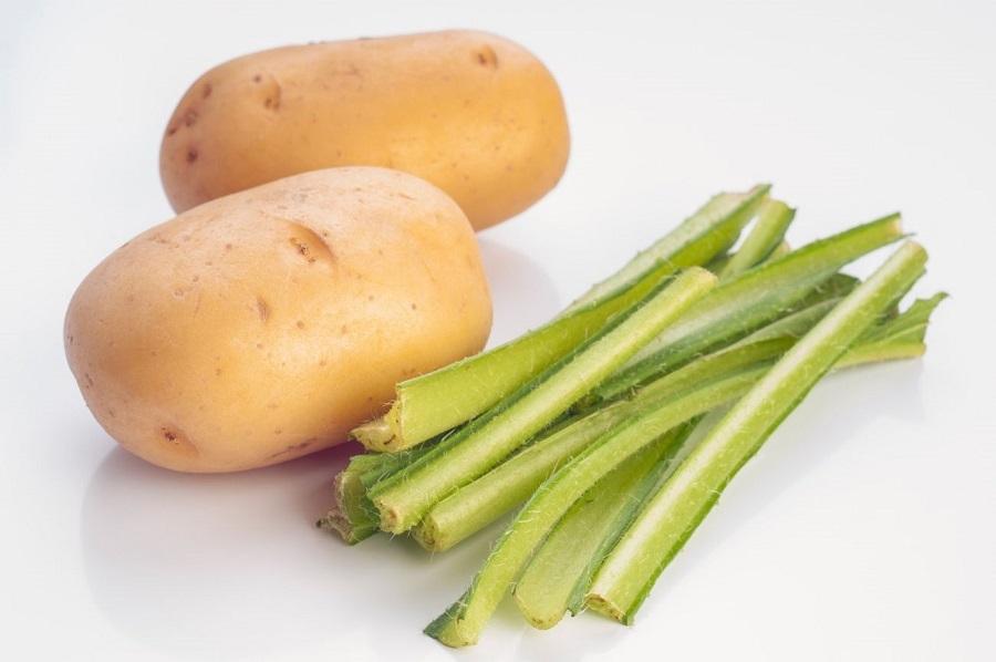 Alimentos de cercanía: La borraja, fuente de vitaminas y minerales