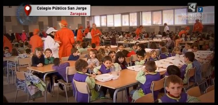 Combi Catering, en Aragón TV