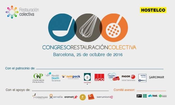 Combi Catering participará en el Congreso de Restauración Colectiva