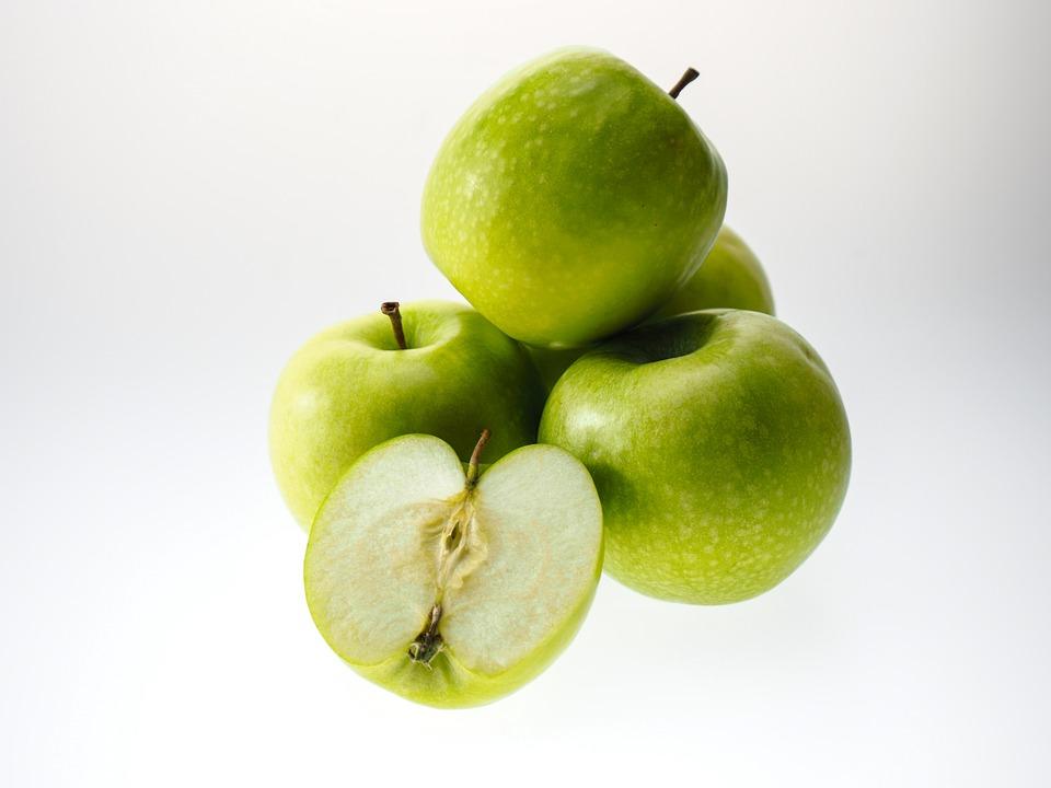 Manzana ecológica