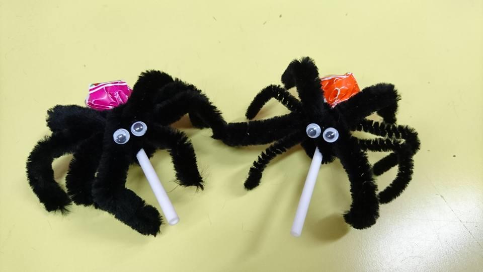 Manualidades para niños Halloween