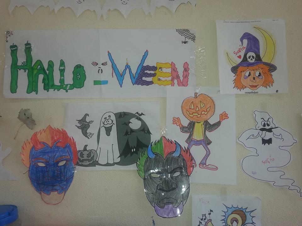 Manualidades halloween para niños