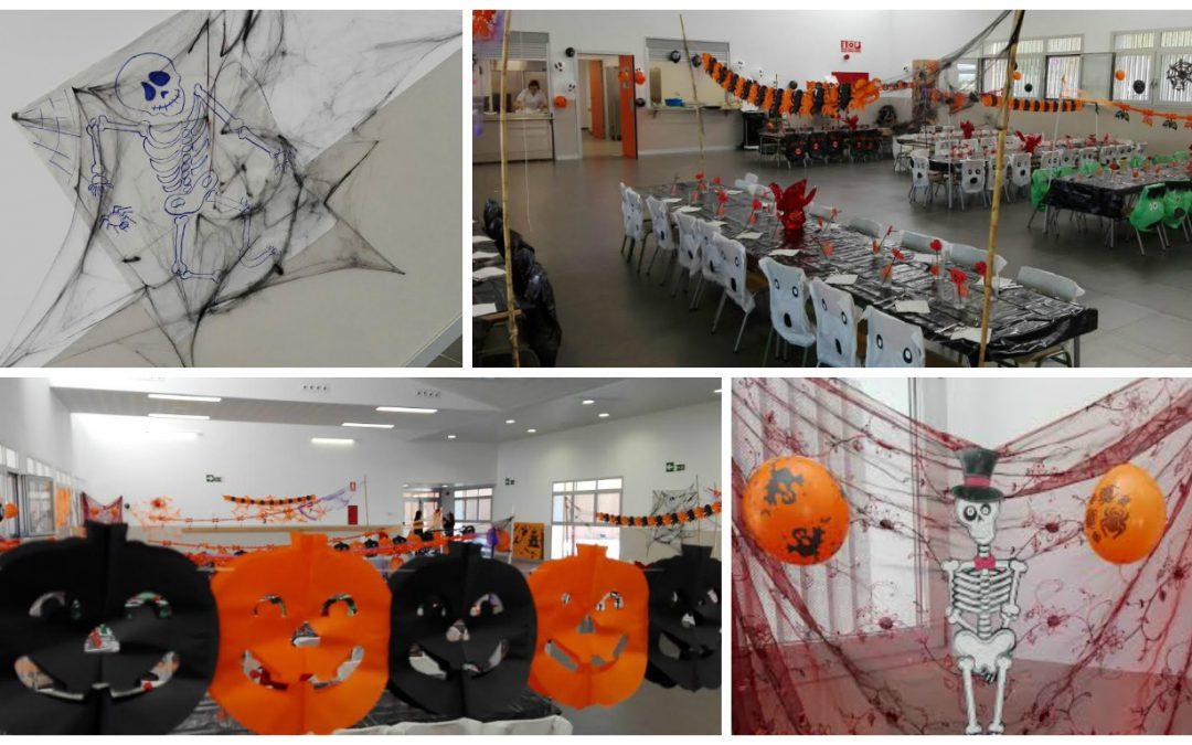 ¡Combi Catering celebra Halloween por todo lo alto!