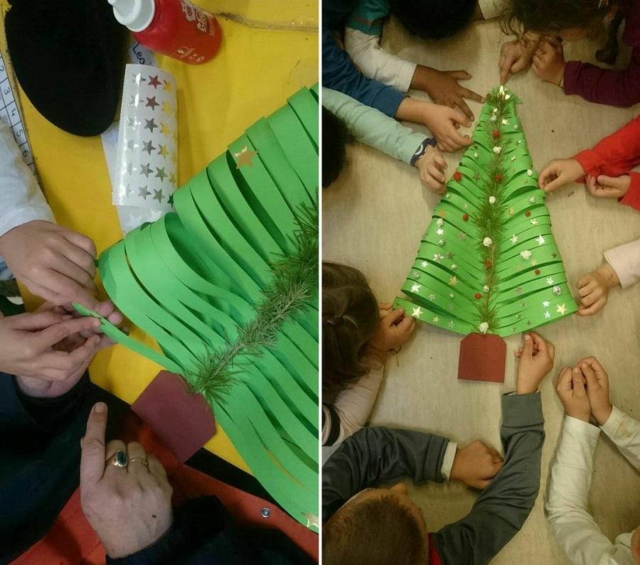 Actividades de Navidad comedores escolares