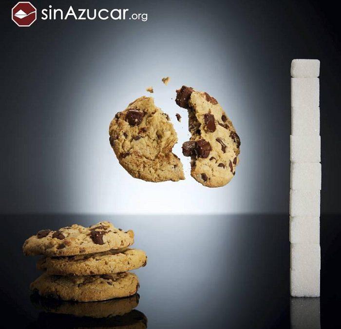 ¿Sabes cuanto azúcar llevan los alimentos industriales que consumes?
