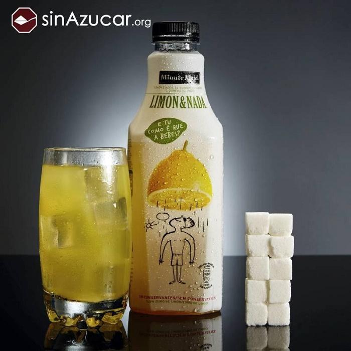 Cuanta azúcar llevan los alimentos industriales