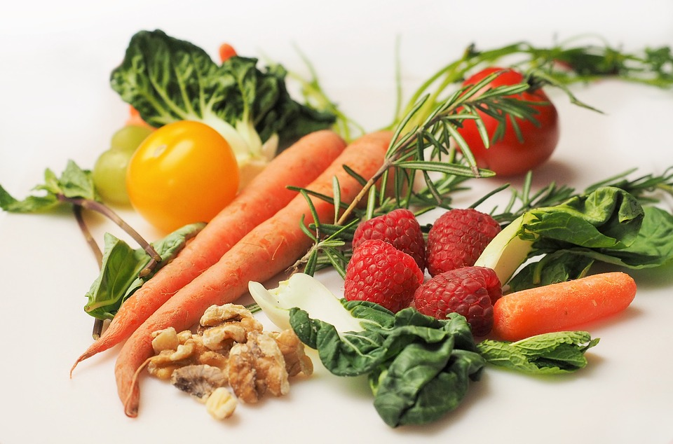 propósitos de alimentación para el Año Nuevo