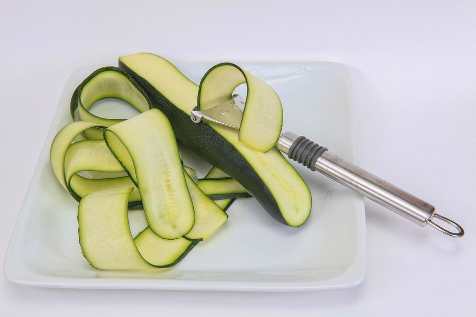 Verduras en comedores escolares
