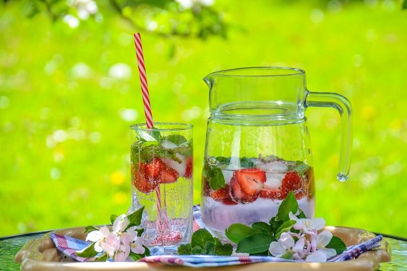 Claves para hidratarse en verano