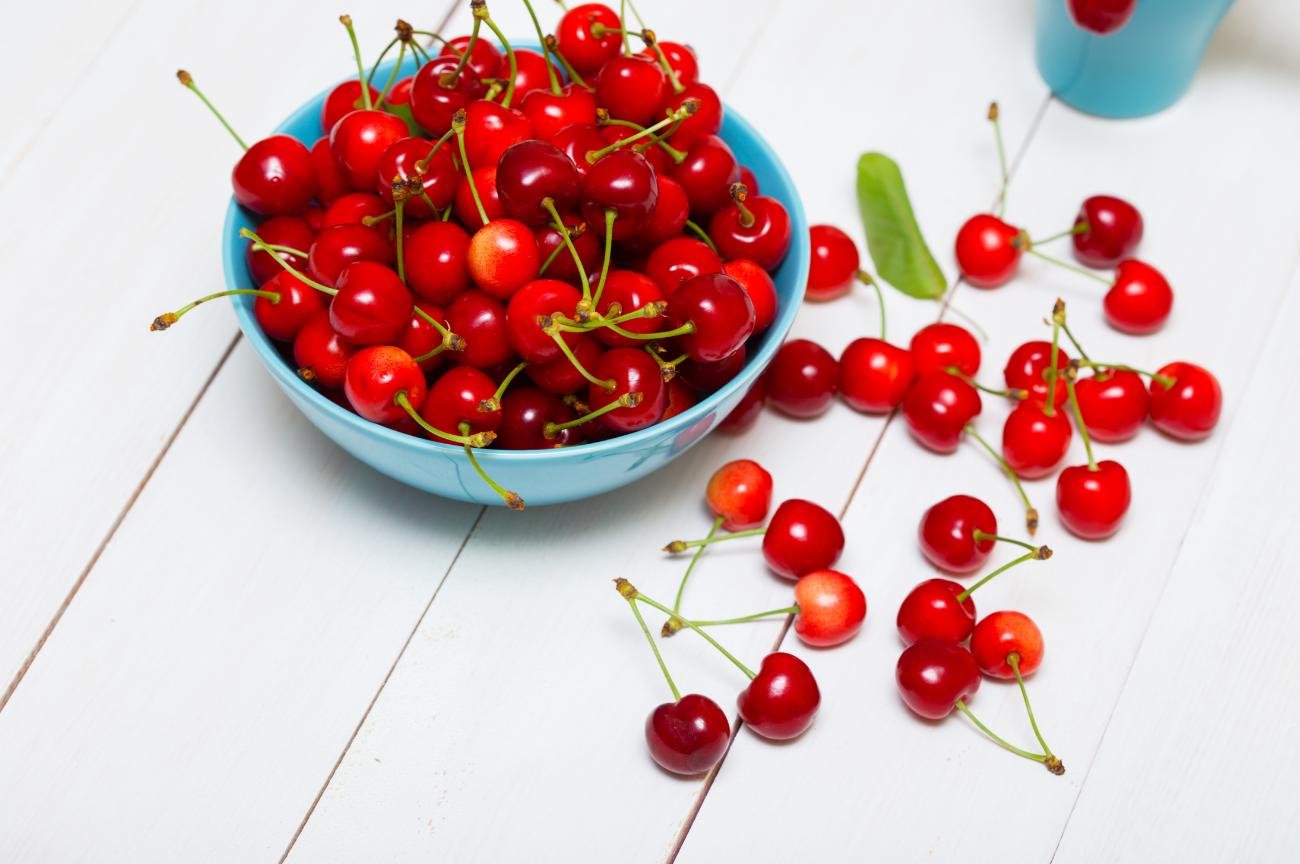 Frutas del mes de junio