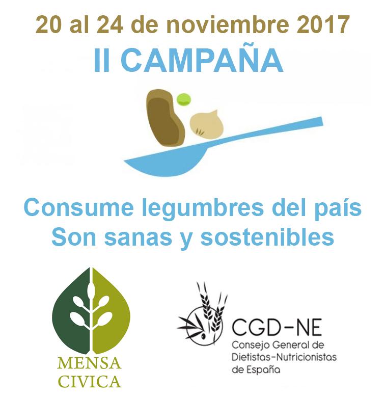 Campaña promoción de las legumbres