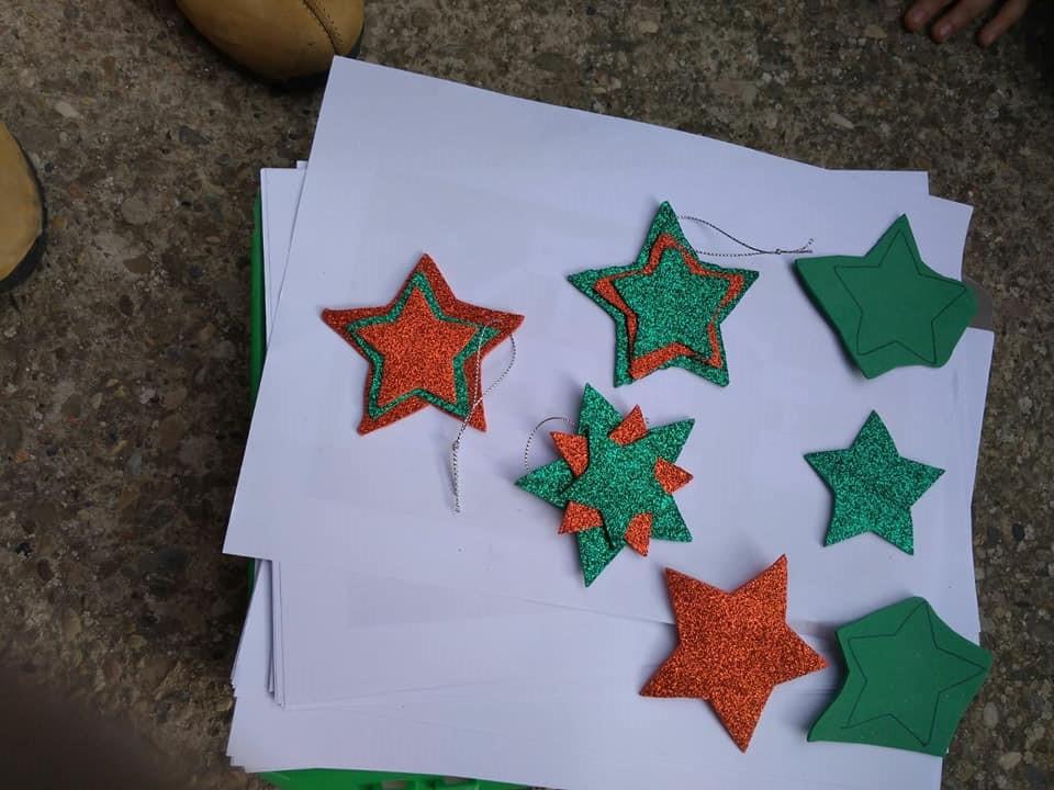 Actividades escolares Navidad
