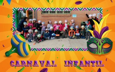 Combi Catering celebra el Carnaval ¡Arriba la imaginación!