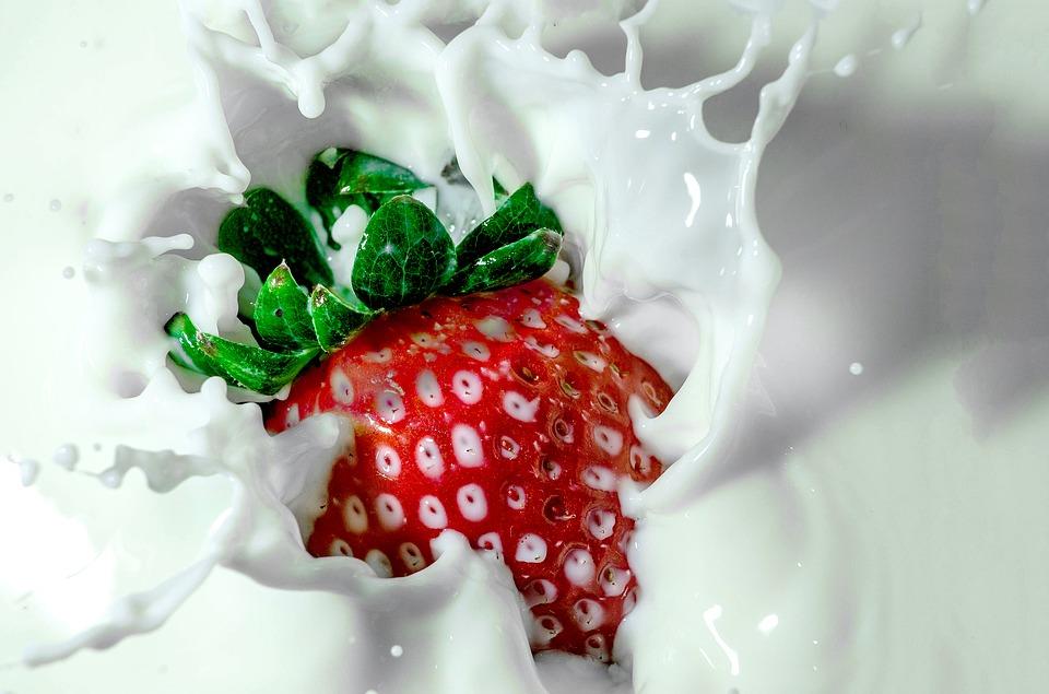 La temporada de la fresa ya está aquí ¡Y estamos encantados!
