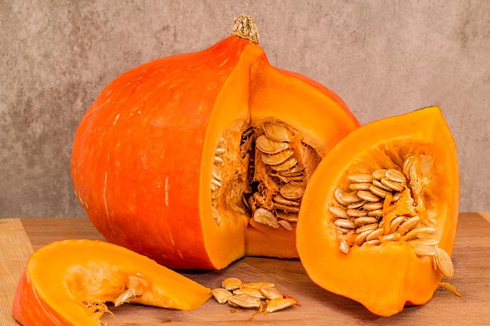El alimento del mes: La calabaza