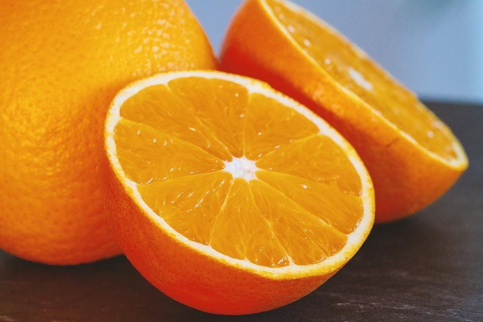 Fruta de temporada: la naranja