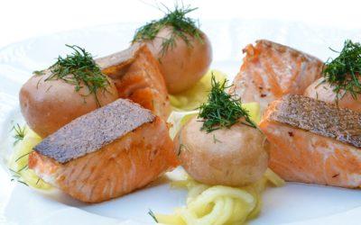 7 razones para comer pescado de forma habitual
