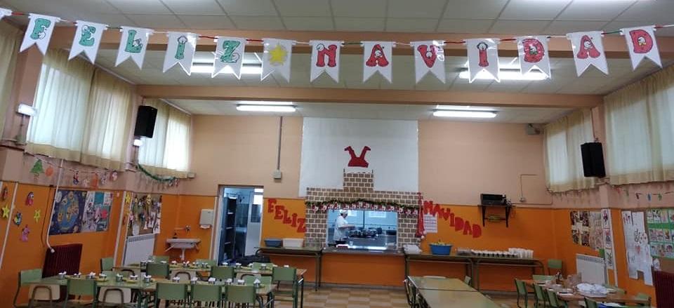 Comedores Escolares Zaragoza
