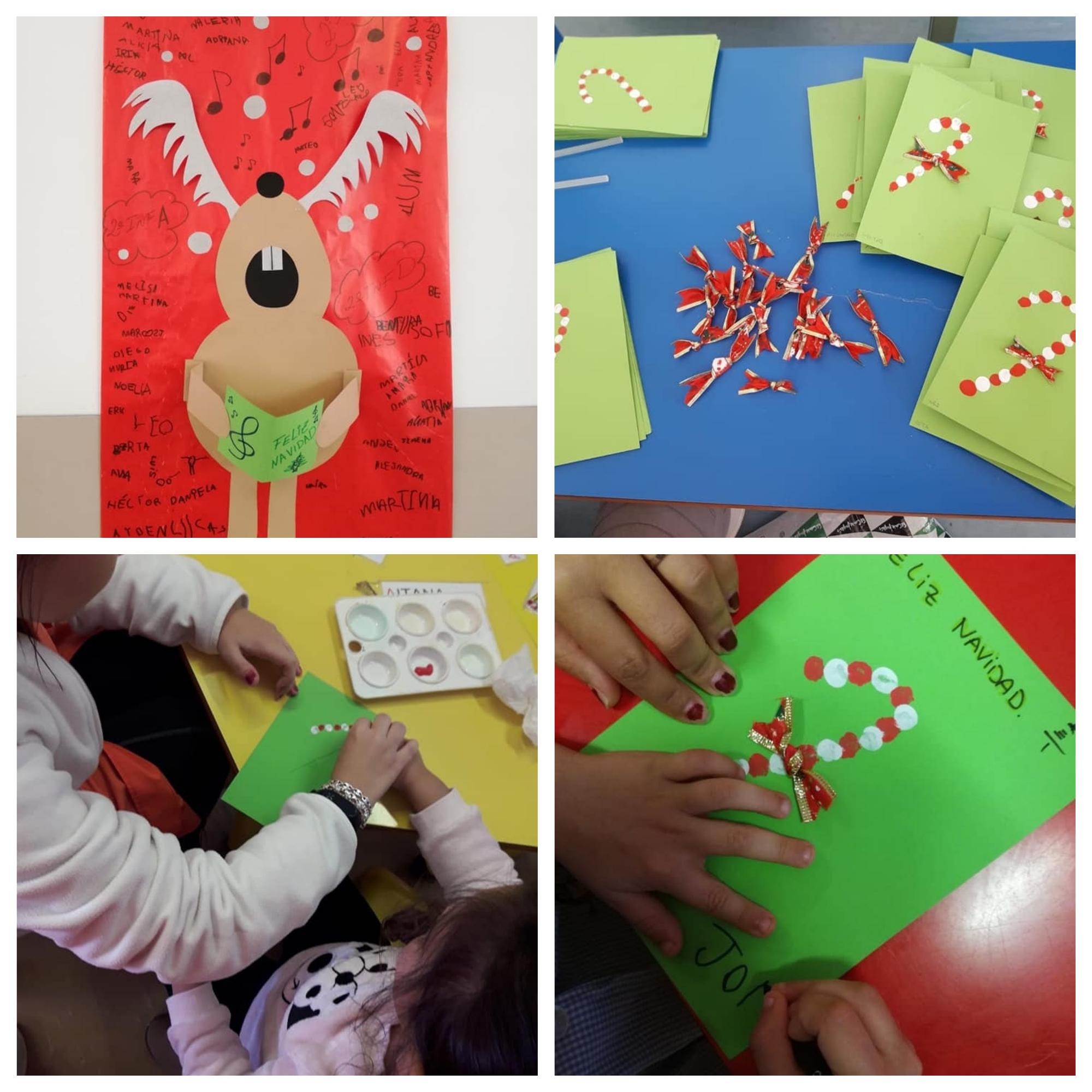 Actividades Navidad para niños