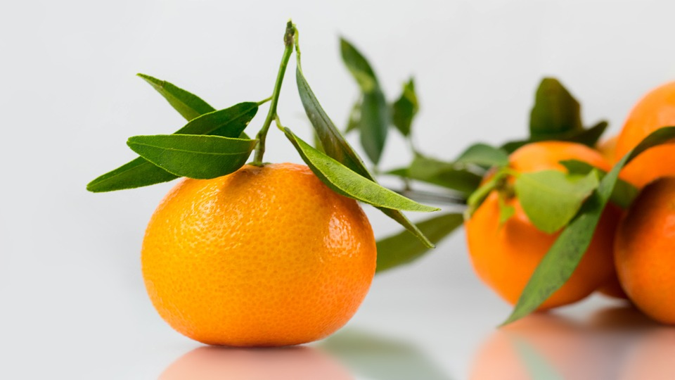 Es tiempo de mandarinas