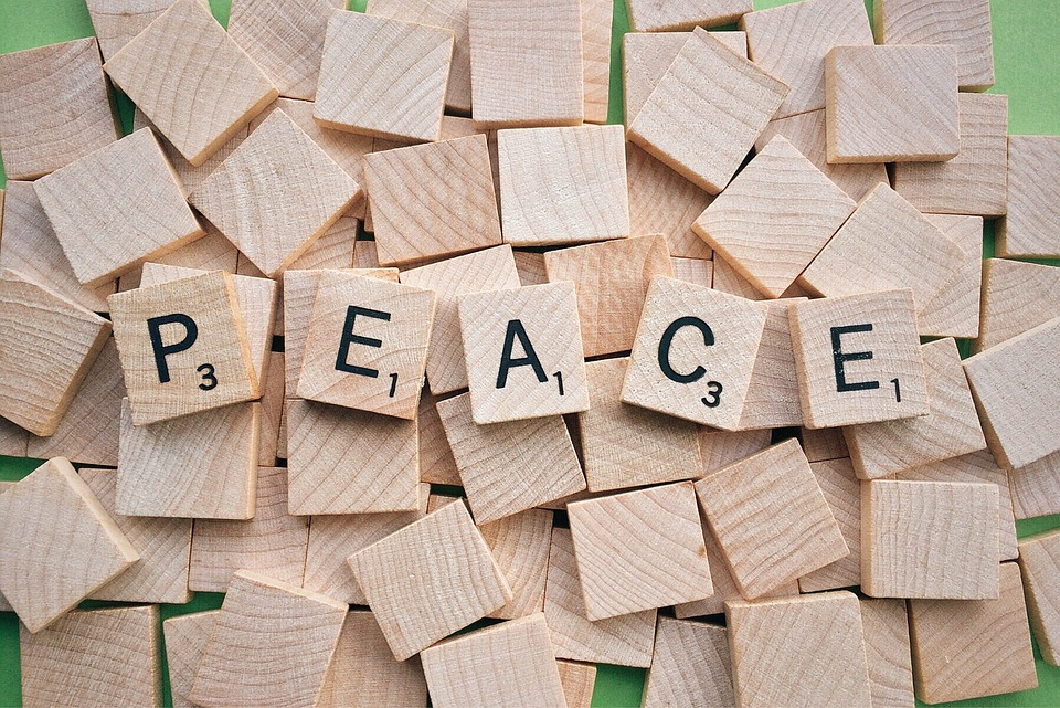 Nuestros coles celebran el Día de la Paz 2019