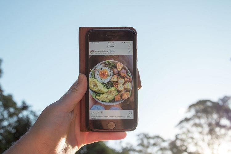 Trucos para sacar fotos de comida