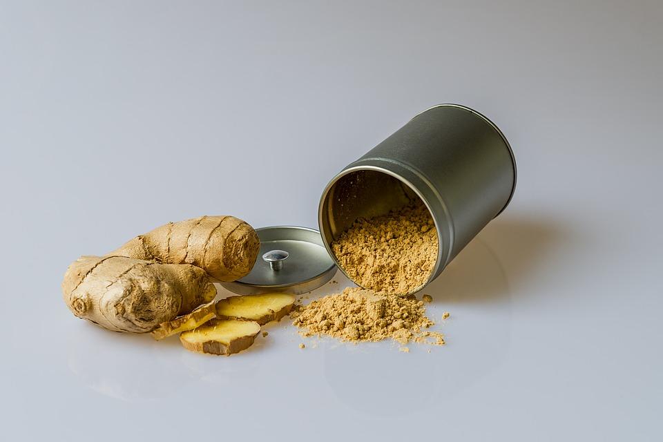 El jengibre es nuestro alimento del mes ¡Y estas son sus propiedades!