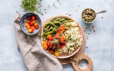 La quinoa, nuestro alimento del mes