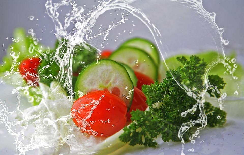 Dieta ola de calor