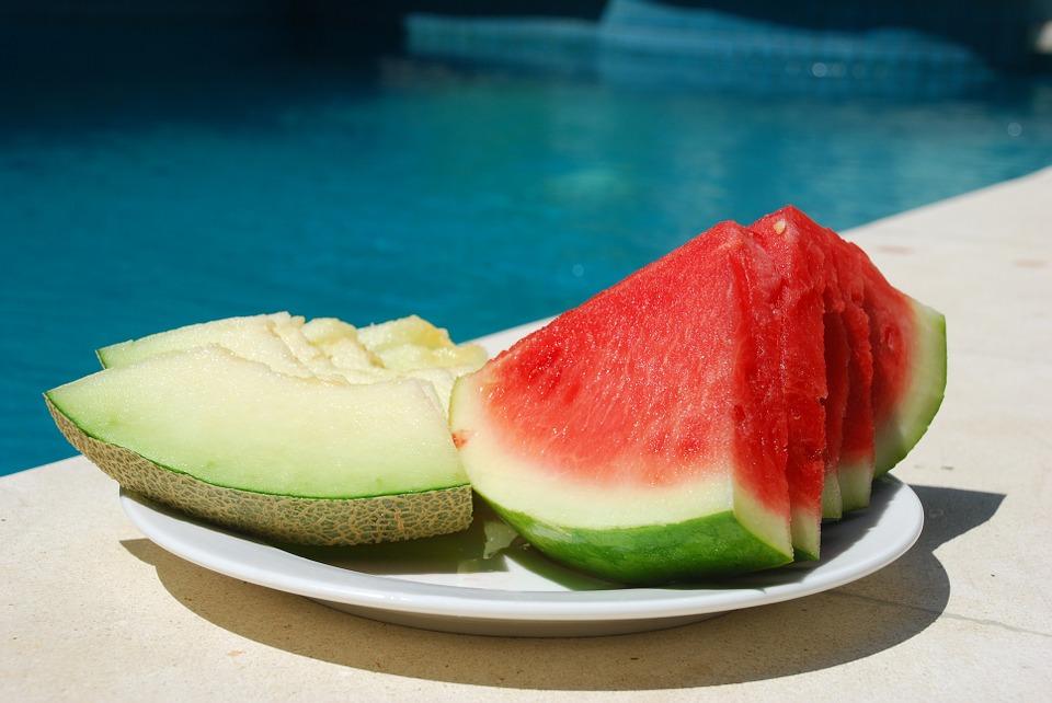 Alimentos para combatir la ola de calor