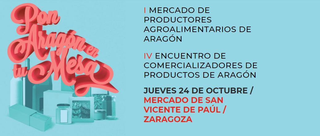 Combi Catering participa en el  IV Encuentro de Comercializadores de Aragón organizado por 'Pon Aragón en tu mesa'