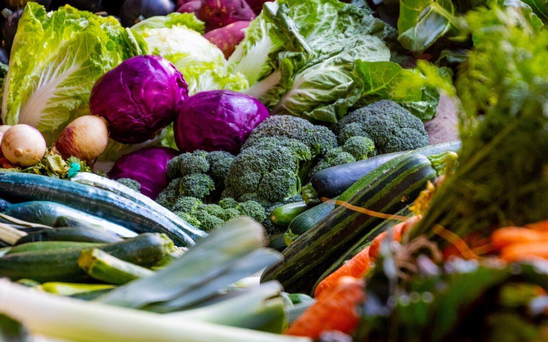 Trucos para que tus peques coman verdura en casa