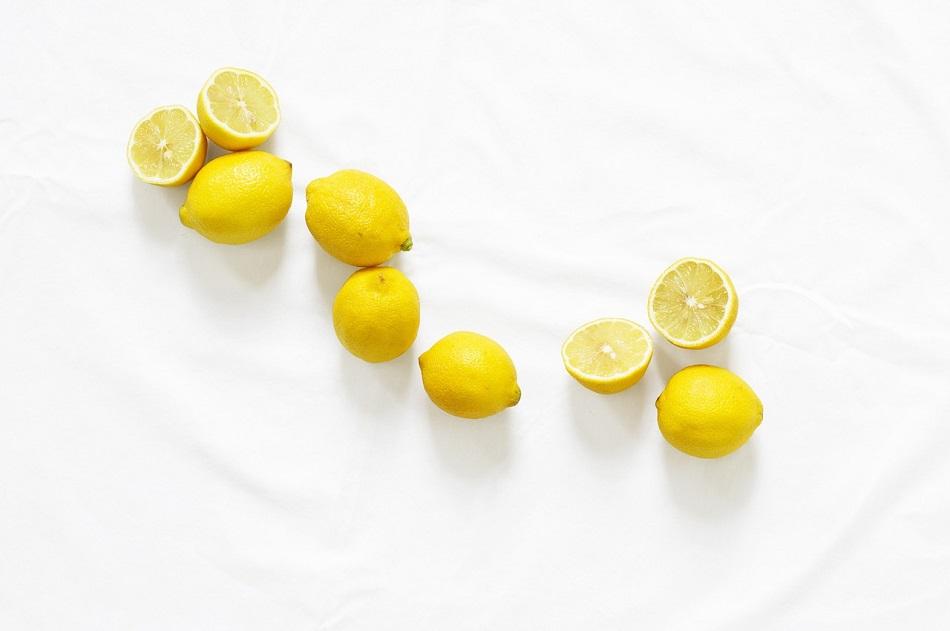 Alimentos de temporada: el limón