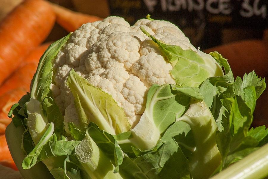 Recetas saludables: Crema de coliflor