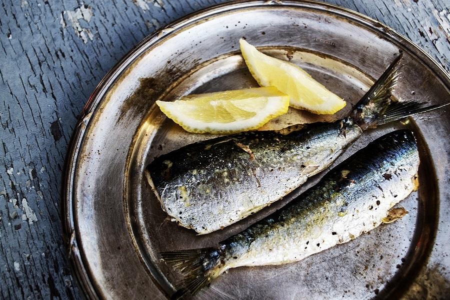 Propiedades de la sardina