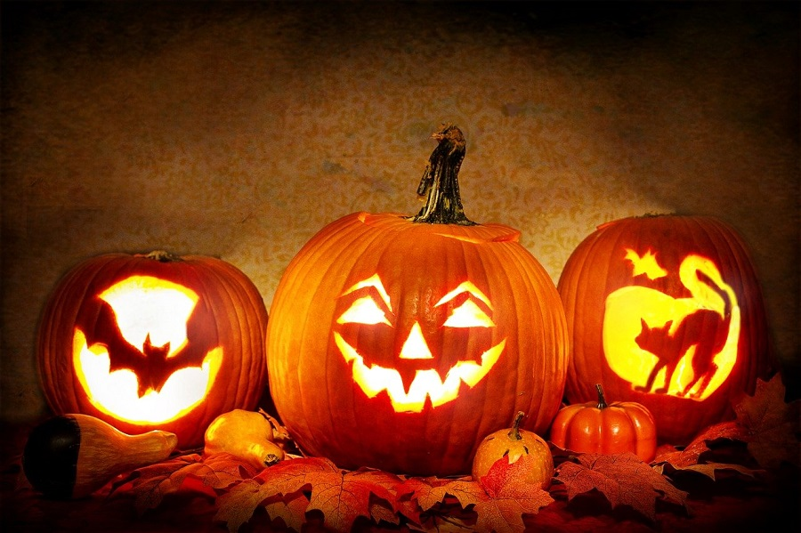 19 ideas para decorar calabazas en Halloween