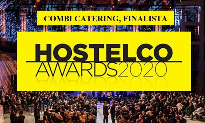 Combi Catering, finalista en los Hostelco Awards 2020