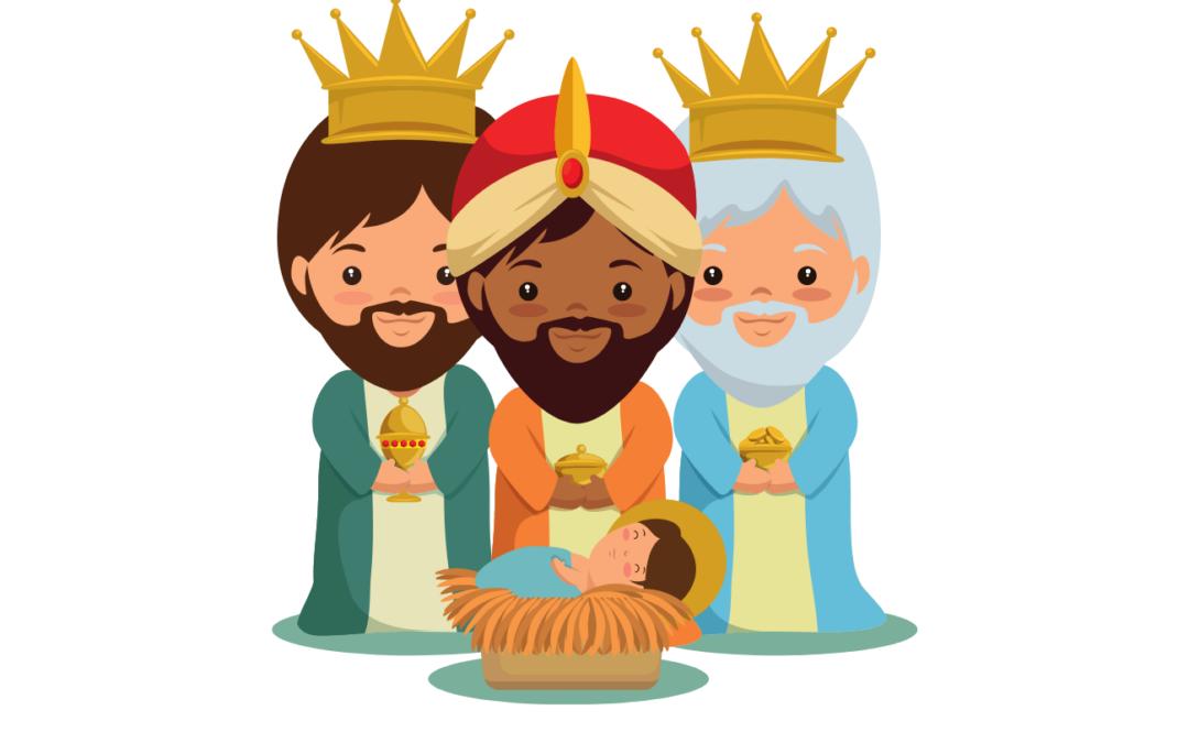 4 manualidades para hacer para la fiesta de Reyes