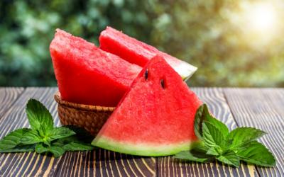 Alimentos de temporada del mes de julio