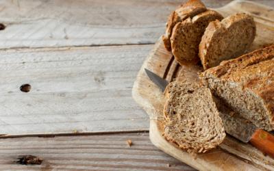 Nuestro alimento del mes de septiembre: el pan integral